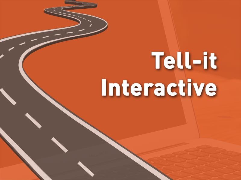 Videopaket Tell-it Interactive