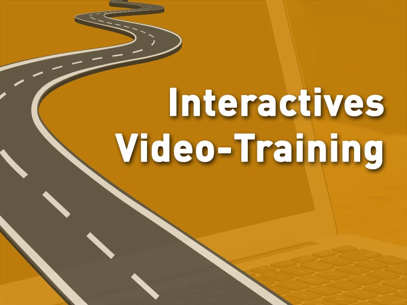 Interaktives Video-Training